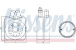 Chłodnica oleju silnikowego NISSENS 90606 NISSENS 90606