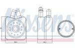 Chłodnica oleju silnikowego NISSENS 90608 NISSENS 90608