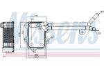 Chłodnica oleju silnikowego NISSENS 90679 NISSENS 90679