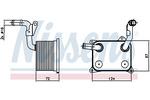 Chłodnica oleju silnikowego NISSENS 90744 NISSENS 90744