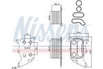 Chłodnica oleju silnikowego NISSENS 90991 NISSENS 90991
