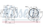 Chłodnica oleju automatycznej przekładni NISSENS  91119