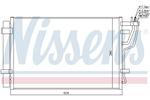 Chłodnica klimatyzacji - skraplacz NISSENS 940006 NISSENS 940006