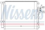 Chłodnica klimatyzacji - skraplacz NISSENS 940209 NISSENS 940209