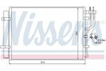 Chłodnica klimatyzacji - skraplacz NISSENS 940251