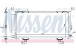 Chłodnica klimatyzacji - skraplacz NISSENS 940794