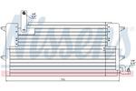 Chłodnica klimatyzacji - skraplacz<br>NISSENS<br>94179