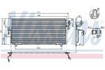Chłodnica klimatyzacji - skraplacz<br>NISSENS<br>94299