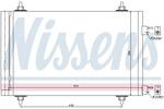 Chłodnica klimatyzacji - skraplacz<br>NISSENS<br>94758