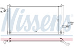 Chłodnica klimatyzacji - skraplacz NISSENS  94847