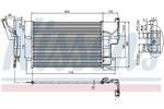 Chłodnica klimatyzacji - skraplacz NISSENS 94902