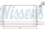 Chłodnica klimatyzacji - skraplacz NISSENS 94981 NISSENS 94981