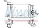 Chłodnica powietrza doładowującego - intercooler NISSENS 961120 NISSENS 961120