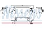 Chłodnica powietrza doładowującego - intercooler NISSENS 96171 NISSENS 96171