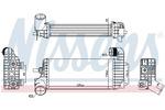 Chłodnica powietrza doładowującego - intercooler NISSENS 96221 NISSENS 96221