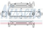Chłodnica powietrza doładowującego - intercooler NISSENS 96243 NISSENS 96243