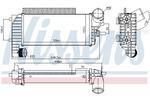 Chłodnica powietrza doładowującego - intercooler NISSENS 96251 NISSENS 96251
