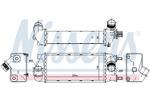 Chłodnica powietrza doładowującego - intercooler NISSENS 96271 NISSENS 96271