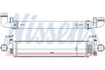 Chłodnica powietrza doładowującego - intercooler NISSENS 96334 NISSENS 96334