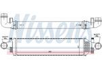 Chłodnica powietrza doładowującego - intercooler NISSENS 96335 NISSENS 96335