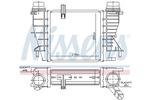 Chłodnica powietrza doładowującego - intercooler NISSENS 96363 NISSENS 96363