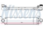 Chłodnica powietrza doładowującego - intercooler NISSENS 96368 NISSENS 96368