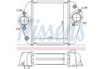 Chłodnica powietrza doładowującego - intercooler NISSENS 96372 NISSENS 96372