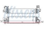 Chłodnica powietrza doładowującego - intercooler NISSENS 96377 NISSENS 96377