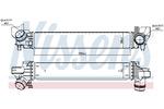 Chłodnica powietrza doładowującego - intercooler NISSENS 96378 NISSENS 96378