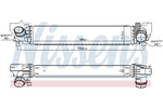 Chłodnica powietrza doładowującego - intercooler NISSENS 96379 NISSENS 96379