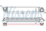 Chłodnica powietrza doładowującego - intercooler NISSENS 96397 NISSENS 96397