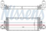 Chłodnica powietrza doładowującego - intercooler NISSENS 96419 NISSENS 96419