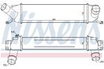Chłodnica powietrza doładowującego - intercooler NISSENS 96458 NISSENS 96458