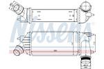 Chłodnica powietrza doładowującego - intercooler NISSENS 96467 NISSENS 96467