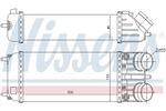 Chłodnica powietrza doładowującego - intercooler NISSENS 96508 NISSENS 96508