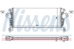 Chłodnica powietrza doładowującego - intercooler NISSENS 96547 NISSENS 96547
