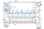 Chłodnica powietrza doładowującego - intercooler NISSENS 96558 NISSENS 96558