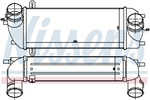 Chłodnica powietrza doładowującego - intercooler NISSENS 96559 NISSENS 96559