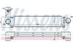 Chłodnica powietrza doładowującego - intercooler NISSENS 96561 NISSENS 96561