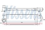 Chłodnica powietrza doładowującego - intercooler NISSENS 96583 NISSENS 96583