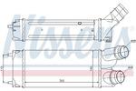 Chłodnica powietrza doładowującego - intercooler NISSENS 96584 NISSENS 96584