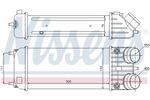Chłodnica powietrza doładowującego - intercooler NISSENS 96593 NISSENS 96593