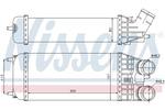 Chłodnica powietrza doładowującego - intercooler NISSENS 96594 NISSENS 96594