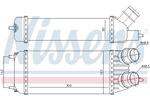 Chłodnica powietrza doładowującego - intercooler NISSENS 96613 NISSENS 96613