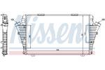 Chłodnica powietrza doładowującego - intercooler NISSENS 96646 NISSENS 96646