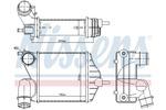 Chłodnica powietrza doładowującego - intercooler NISSENS 96653 NISSENS 96653
