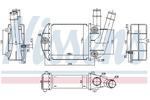Chłodnica powietrza doładowującego - intercooler NISSENS 96673 NISSENS 96673
