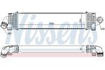 Chłodnica powietrza doładowującego - intercooler NISSENS 96689 NISSENS 96689