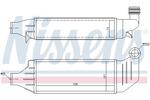 Chłodnica powietrza doładowującego - intercooler NISSENS 96694 NISSENS 96694