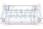 Chłodnica powietrza doładowującego - intercooler NISSENS 96732 NISSENS 96732